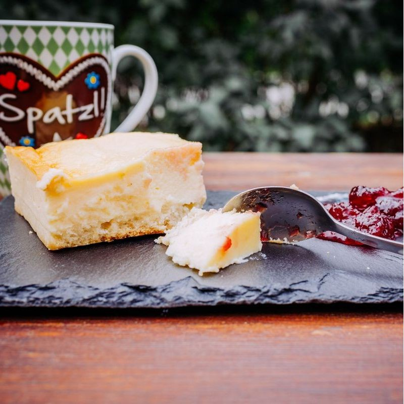 Cheesecake chantilly MIDI