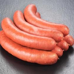 Saucisse au FROMAGE 100gx10 1kg