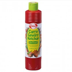 Curryketchup délikat 1kg