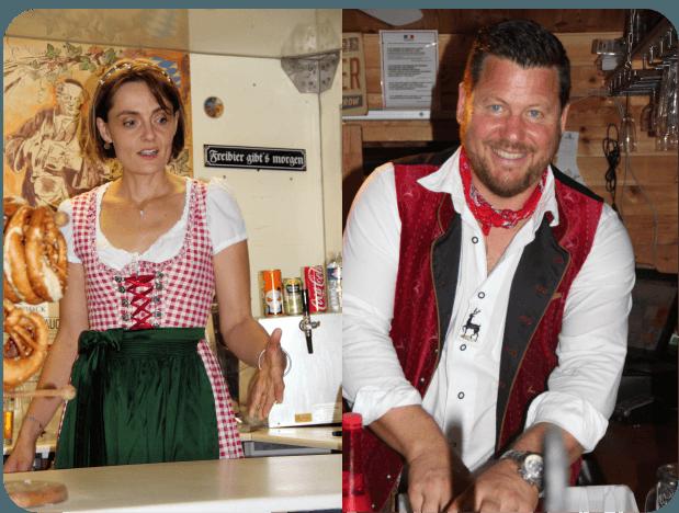 Fabian et Elodie Brillaud - Hans'l & Bretz'l