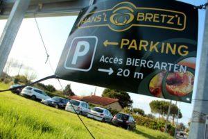 Parking Biergarten