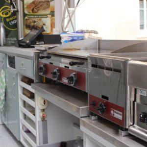 Cuisine du Food Truck