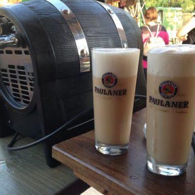 Première bière artisanale