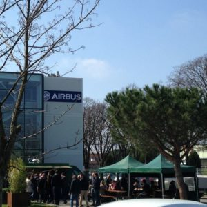 Airbus AISC Food Truck