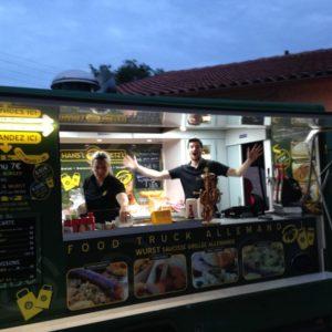 Staff Food Truck