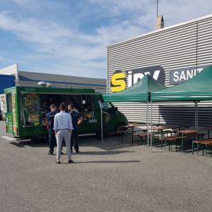 SIDV Colomiers Food Truck Louis Bréguet