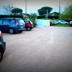Premier Parking au Biergarten
