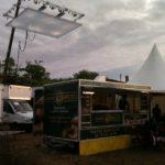 Tournage de Film, catering avec Food truck Hans'l & Bretz'l