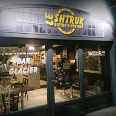 Bar le Shtruk à Pau