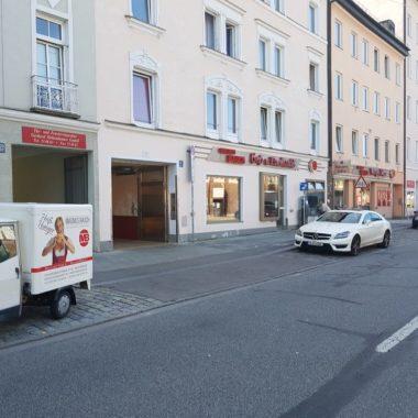 La Charcuterie Bauch à Munich Thalkirchener Strasse