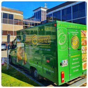 Centreda Blagnac Food Truck Hans'l & Bretz'l