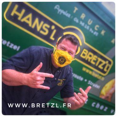 Masques Hans'l & Bretz'l