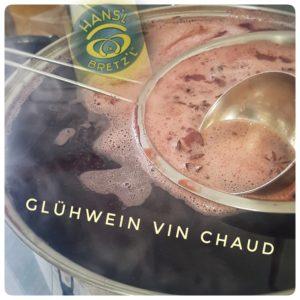 Vin chaud artisanal