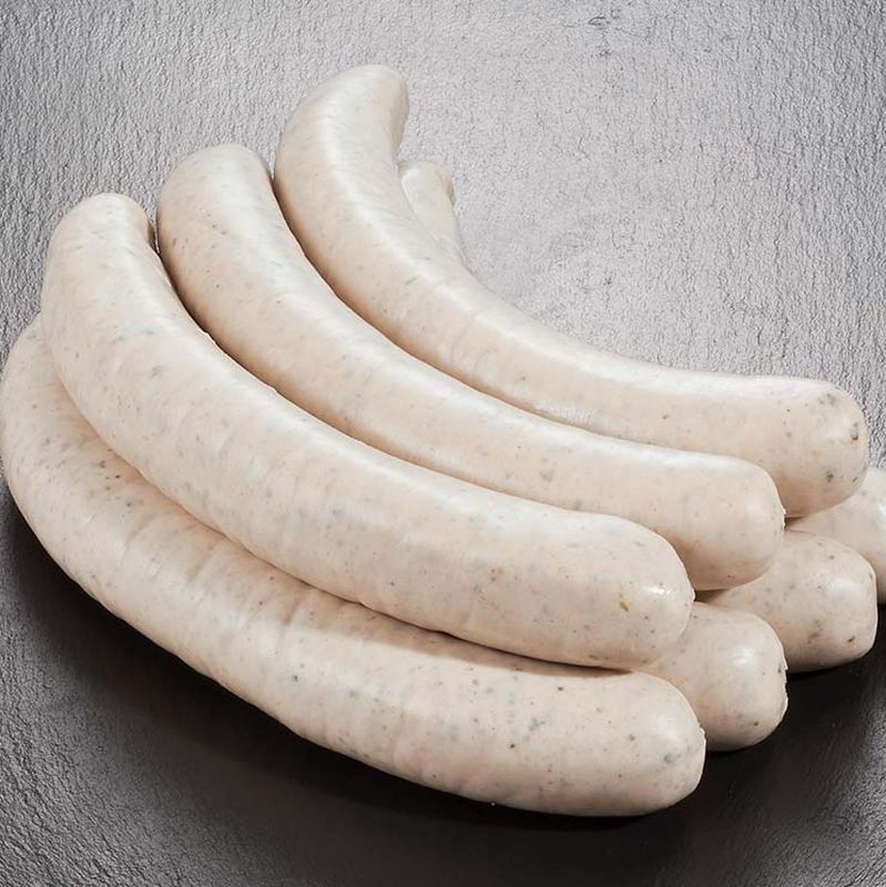 Bratwurst 1 kg sv