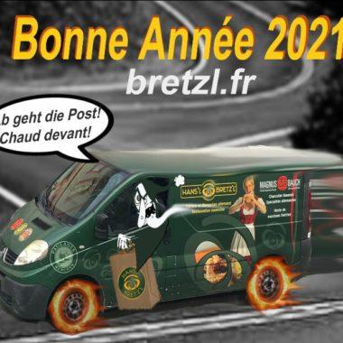 Food Truck allemand Hans'l & Bretz'l Toulouse